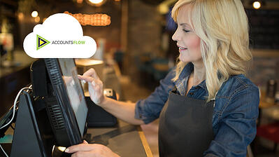 AccountsFlow and your Point of Sale System working together to make your restaurant operations the envy of your industry. - Featured Image